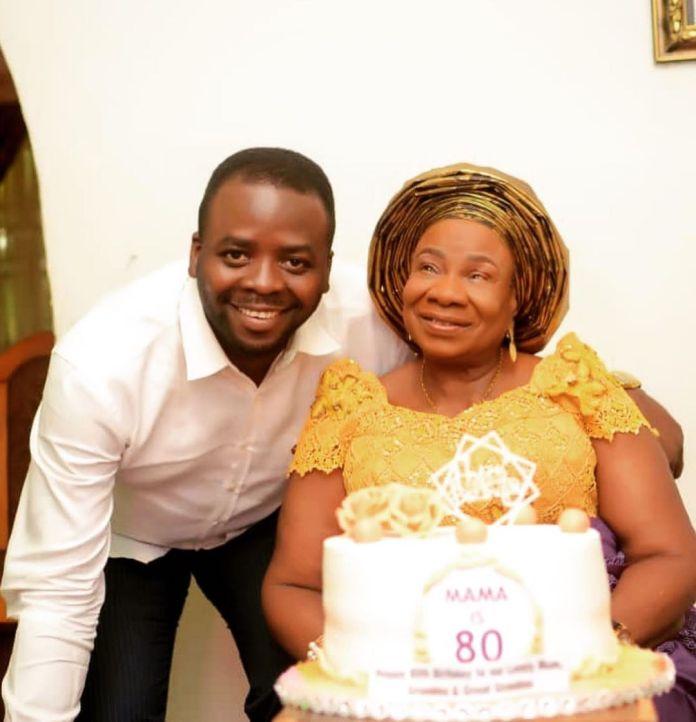 Bovi Celebrates Grandma At 81, Recalls How She Lost 3 Children In Their Prime