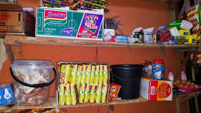 IMSU Student Ezidiukwu Chinemerem Prosper Turns Hostel To Mini Mart, Opens FMCG Branch