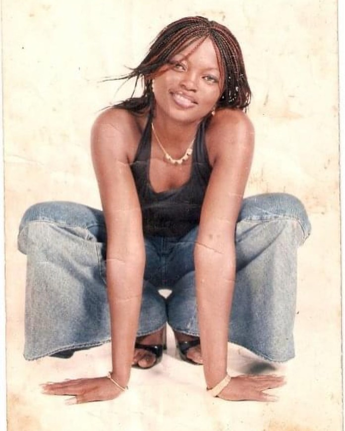 Funke Akindele Shares Epic Throwback Snaps, Wishes To Spend Without Working