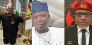 Joe Igbokwe mocks Sunday Igboho, Nnamdi Kanu