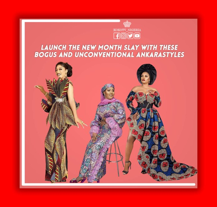 Launch The New Month Slay With These Bogus And Unconventional Ankara Styles KOKO TV Nigeria