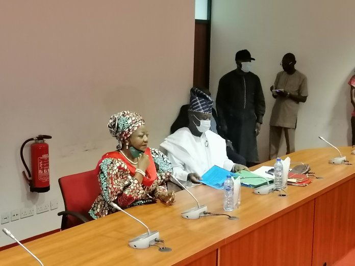 Lauretta Onochie 'Lied' To Senate Panel, She Should Be Arrested - Senate Chair