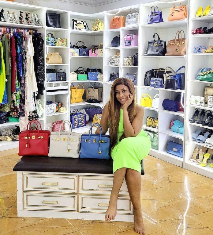 Linda Ikeji Splashes Millions On 3 New Hermès Bags