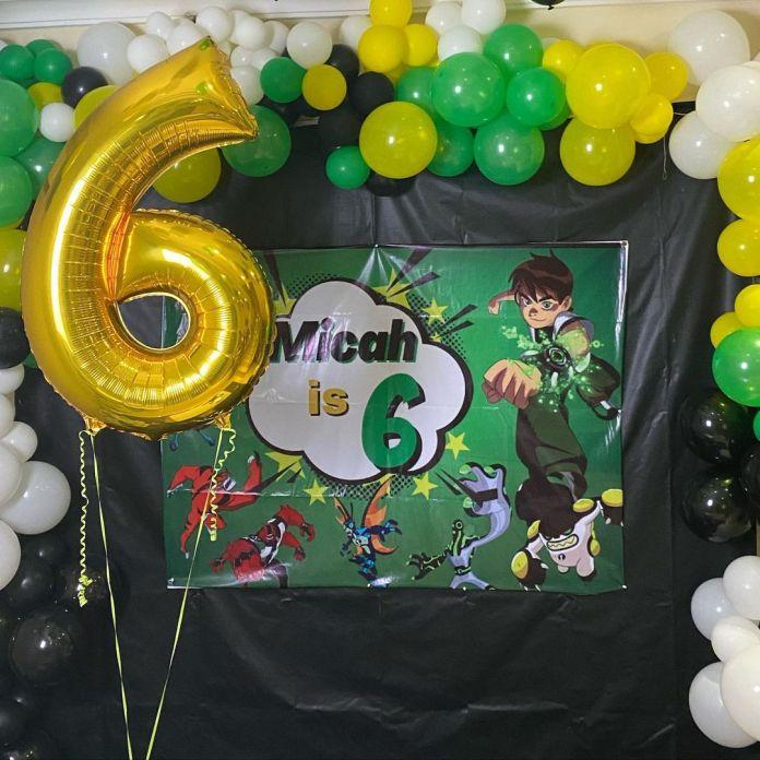 Maje Ayida Celebrates 2nd Son Micah At 6, Says Fathering Perfects A Man