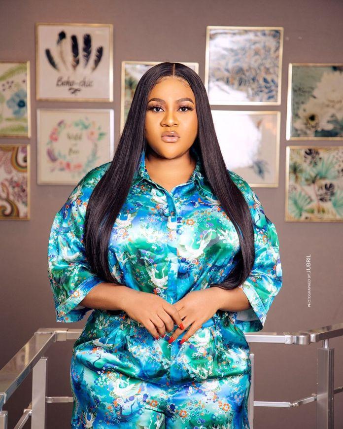 Nkechi Blessing apologises to TAMPAN
