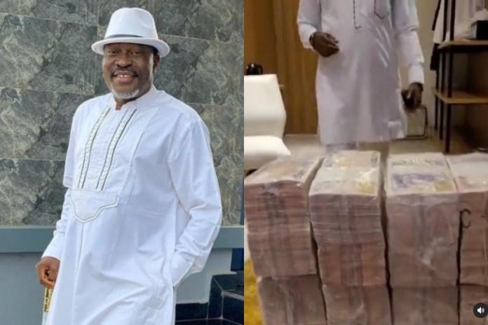 See What Kanayo O Kanayo Has To Say After Splurging Money At Obi Cubana's Mom's Burial