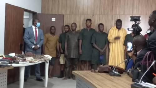 Court To Hear Igboho's Aides' Case On Sallah Day – Lawyer
