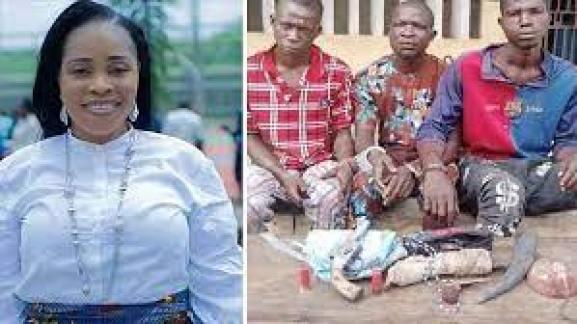 Tope Alabi Robbed At Gunpoint