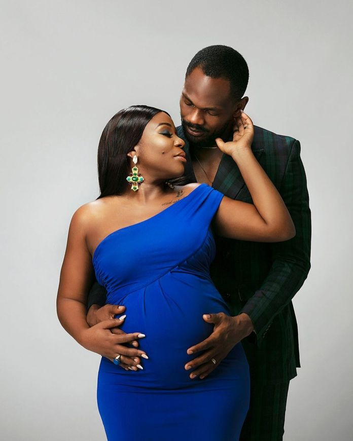 Toyosi Etim-Effiong Shares Cyst Experience To Announce Baby 2