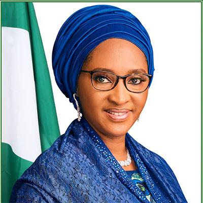 Nigeria's Minister of Finance; Zainab Ahmed