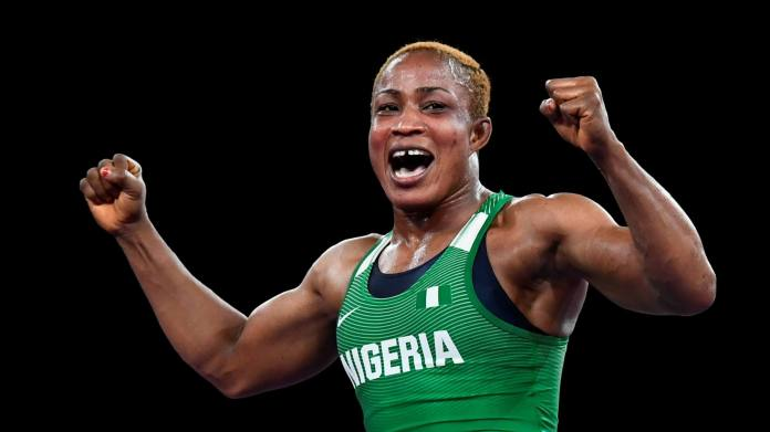 Gold At Last! Nigeria's Latifat Tijani Comes First In Ongoing Paralympics