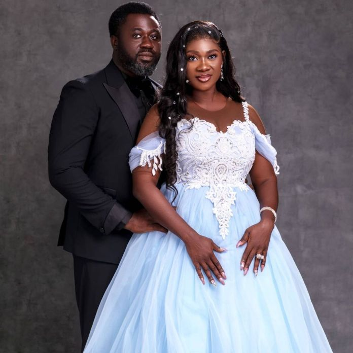 I'll Walk This Path With You Over Again - Mercy Johnson Tells Hubby On 10th Anniversary