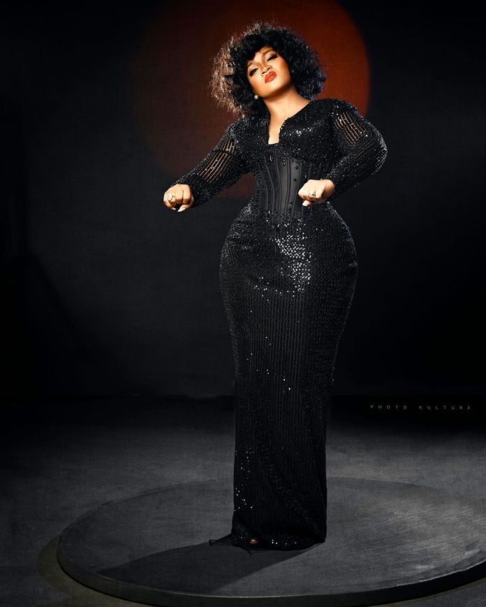 Omotola Jalade Ekeinde Is The Real Power House In Black
