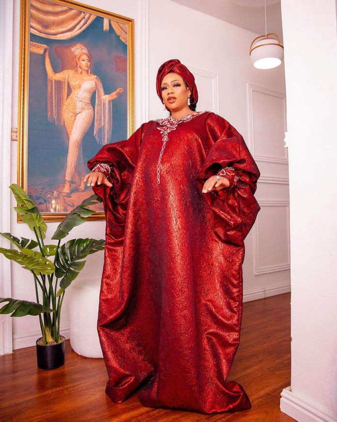 Toyin Lawani Was The Chicest Pregnant Woman With Incredible Maternity Style Inspiration
