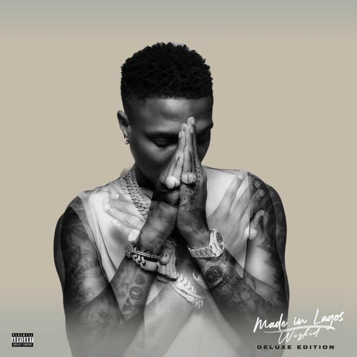 Wizkid Made In Lagos Deluxe Version KOKO TV NG 1