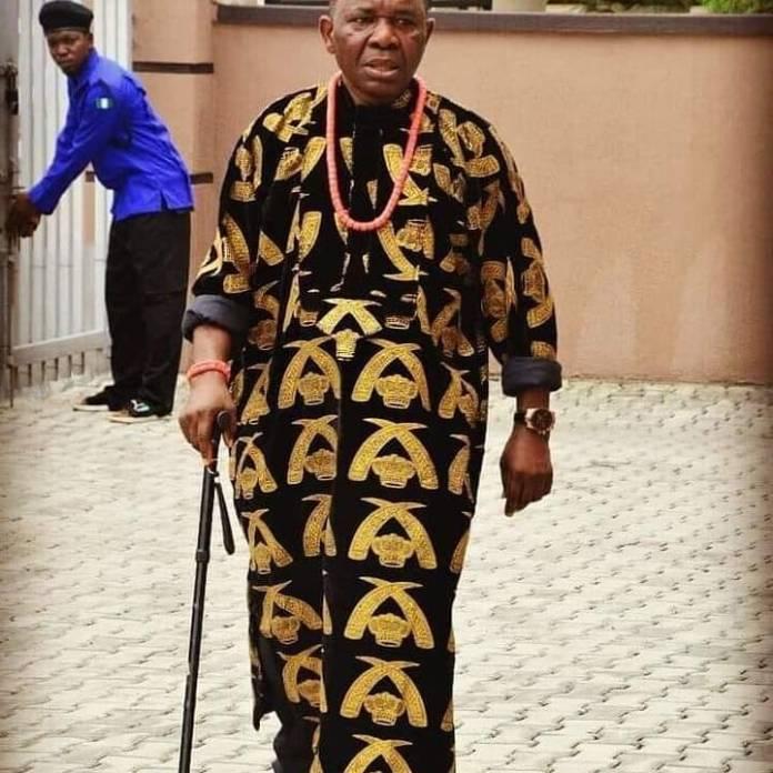 Actor Chinwetalu Agu Rocks Biafra Flag Outfit 22 KOKOTVNG