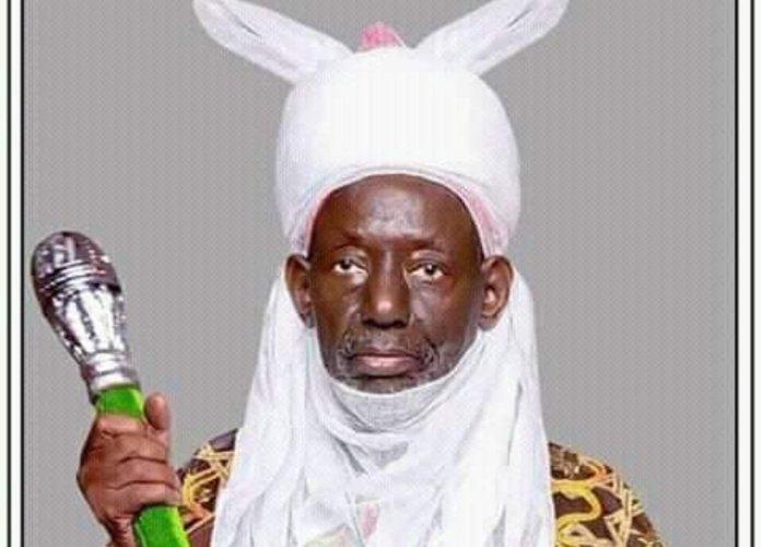 Emir Of Gaya Alhaji Ibrahim Abdulkadir