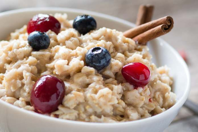 Food for Oatmeal