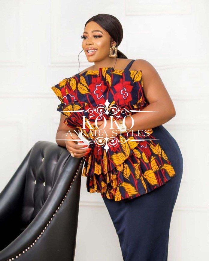 Pull Your African KOKOnista Game Through In These 15 Adorable Ankara Styles