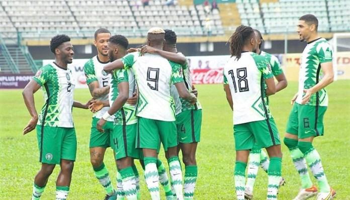 Super Eagles Vs Liberia; Iheanacho Ola Aina, Troost Ekong
