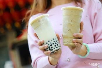【台中西屯區】草根豐味綠豆沙牛奶專門店~一年四季都熱賣的古早味飲料,綿密滑順的綠豆沙牛奶加珍珠才是王道(鄰近逢甲夜市)