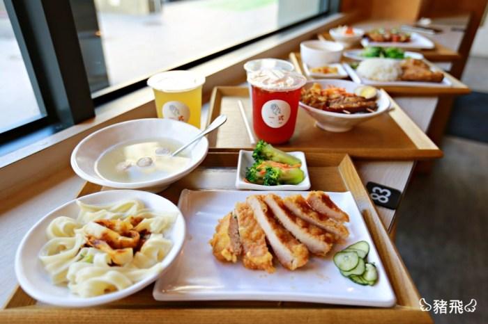 【台中西屯區】一式台灣味~東海JMall商場裡的特色小吃,厚切傳統美味酥炸排骨、入口即化爌肉飯,不能錯過!