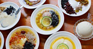 【嘉義東區】品安豆花~多款創意爆料豆漿豆花、全台獨家豆花冰淇淋在這裡!傳承自台南60年老師傅的技術!