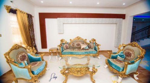 Emmanuel Emenike mansion