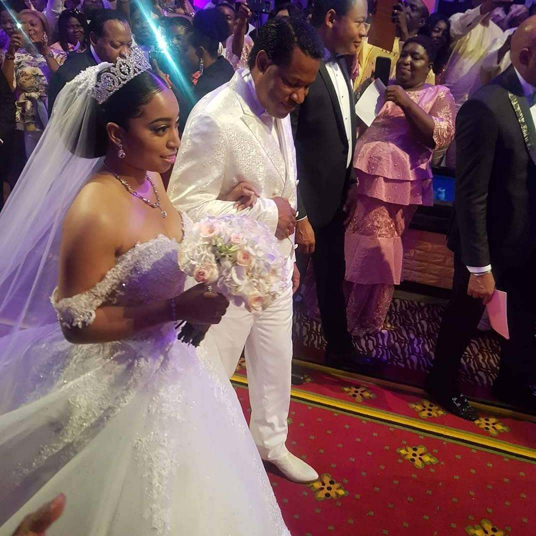 Image result for pictures of sharon oyakhilome's wedding