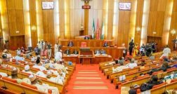 Image result for Senate suspends consideration of nominees sent by Presidency
