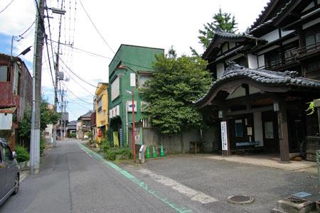 館林(二業見番)純日本式建築 – 古今東西舎