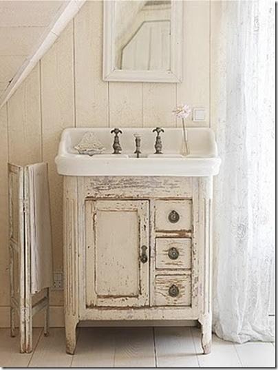 Umywalka w stylu retro  kokopelia design  kokopelia design