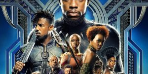 Review: 'Black Panther' features super soundtrack, villian and world