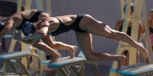 Swim team makes a splash at WAC championships