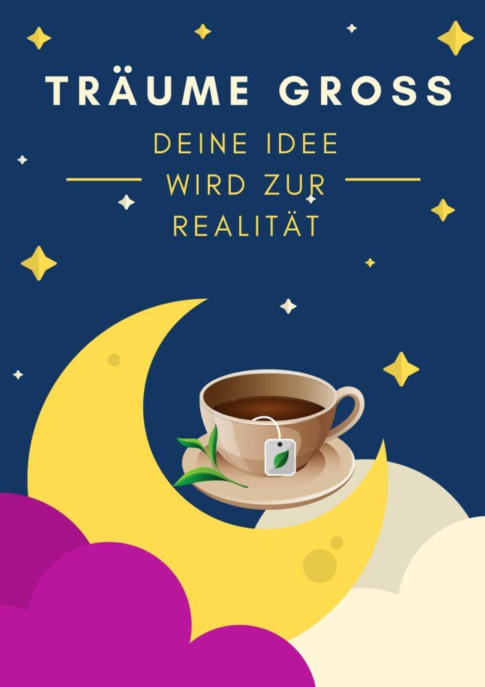 Was ist guter Vertrieb? Wie verkauft man eine Tasse Tee auf dem Mond? Das richtige Mindset kann helfen