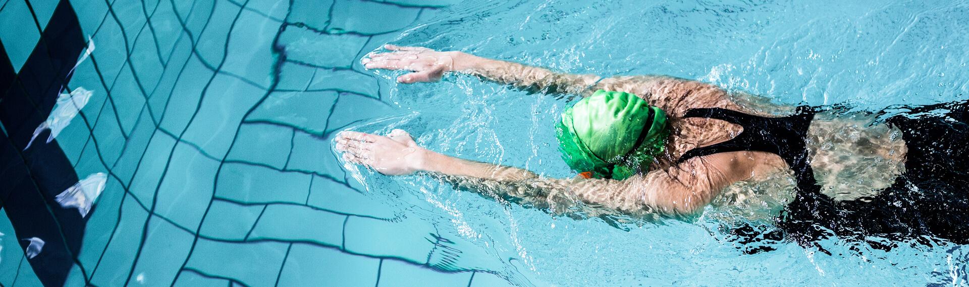 Schwimmkurse für Erwachsene in Darmstadt