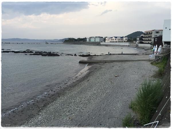 真名瀬海岸①