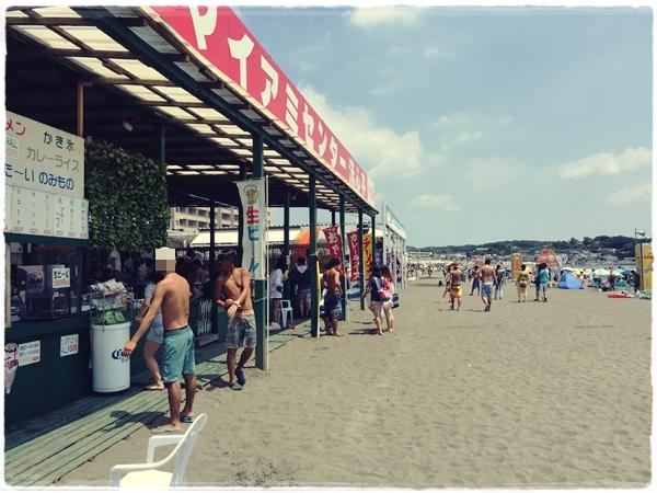 江の島東浜④