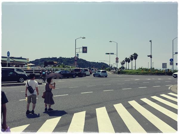 江の島大渋滞