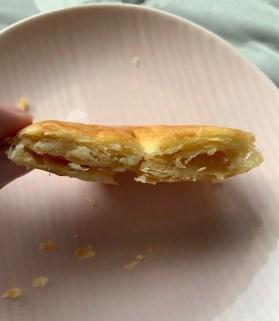函館 柳家と、るろうに剣心のコラボ商品 ロマネスク函館林檎パイの画像