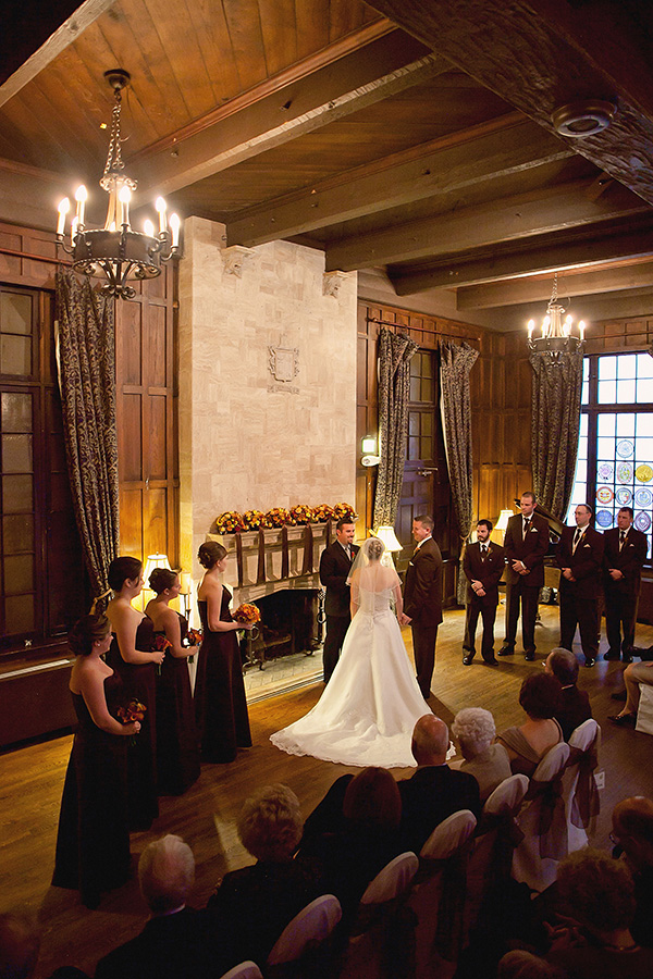 The University Club Wedding Photography