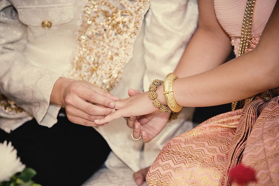 Cambodian Wedding Ceremony Photography