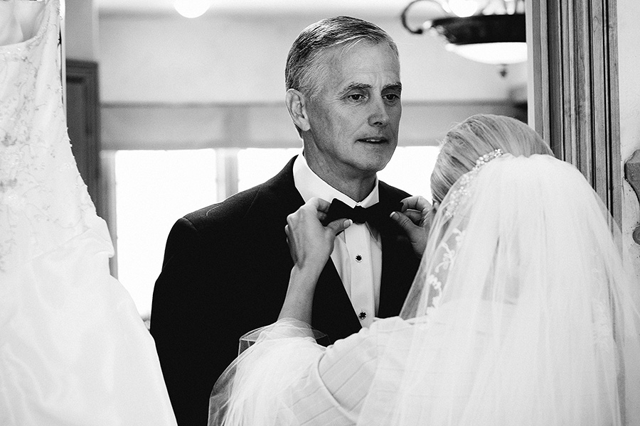 Wedding Photography at The Curtis Hotel