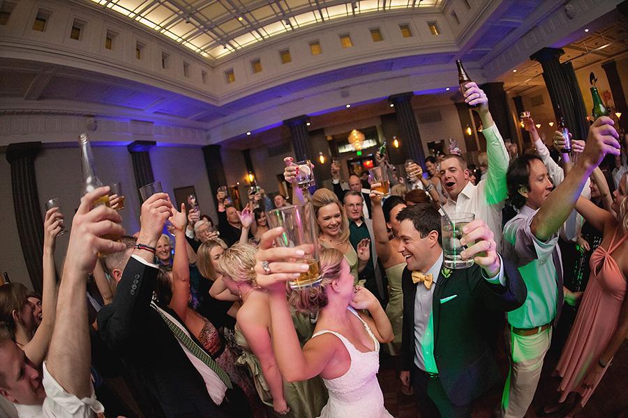 Weddings at The Magnolia Hotel