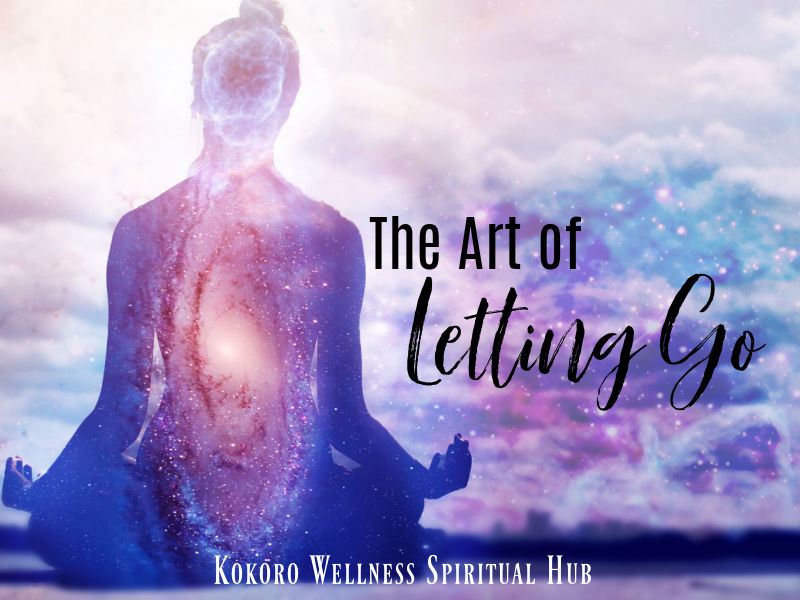 The Art of Letting Go Blog Post