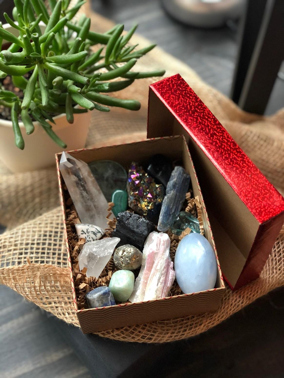 Kokoro Crystal Subscription Box