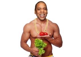 Рэперы-вегетарианцы