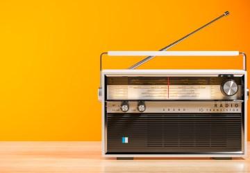 Монголочка на радио «Тэтим»