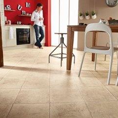 Kitchen Linoleum Penny Tile Backsplash Tarkett | Köksportalen