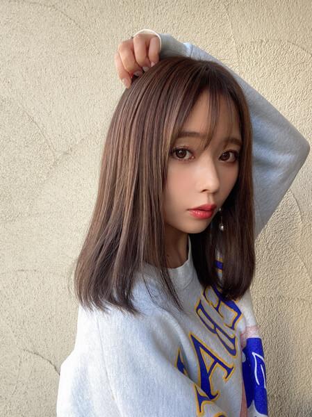 春咲ゆいこさんの髪を究極艶髪オーダーメイドトリートメントで3分で乾くように【箕面大阪】